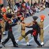 The Wagah Border Ceremony: A Tale of Two Countries